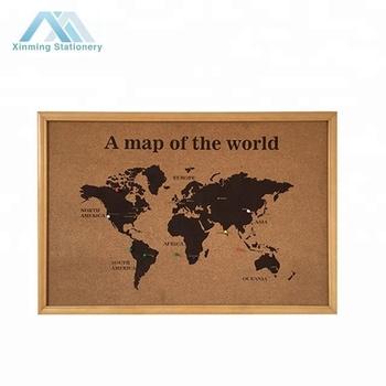 Map Cork Board World Map Cork Pin Board World Map Pin Board - Buy Map Cork  Board,World Map Cork Pin Board,World Map Pin Board Product on Alibaba.com