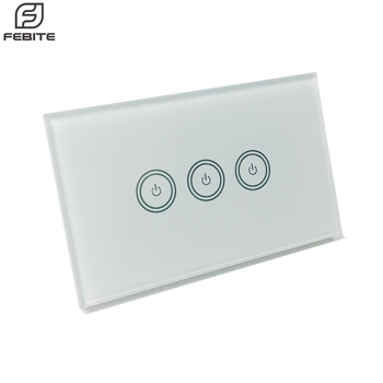 Febite power wifi controller 230V lighting smart hotel switch