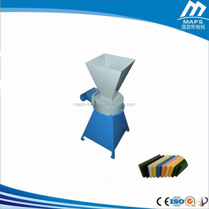 MAPS foam and fabric shredding machine