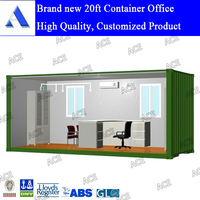 Brand new 20ft container office for sale