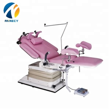 AC-GEB006 gynecology instrument portable gynecology examination table chair prices