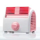 Fashion design ultra-quiet 45 degree adjustable energy saving mini fan