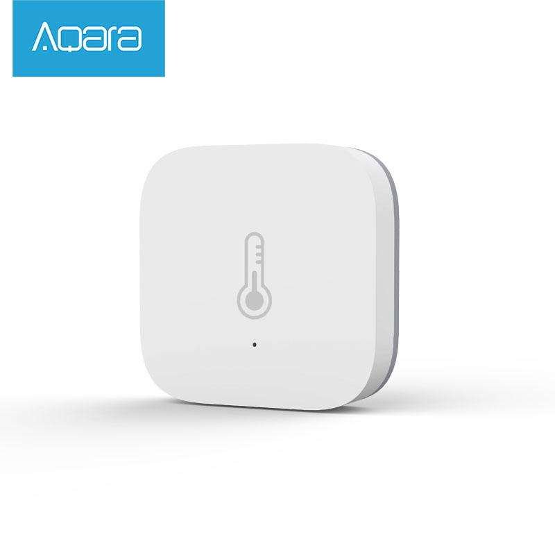 Hotsales Smart Home Zigbee Temperature Humidity Sensor For Xiaomi Aqara  Manufacturer - Buy Temperature Humidity Sensor,Zigbee Temperature Humidity