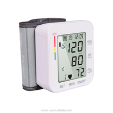 Accuracy Wrist Watch Tensiometer Digital Blood Pressure Monitor
