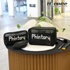 black nylon mesh pouch set,mesh cosmetic bag wholesale with custom logo