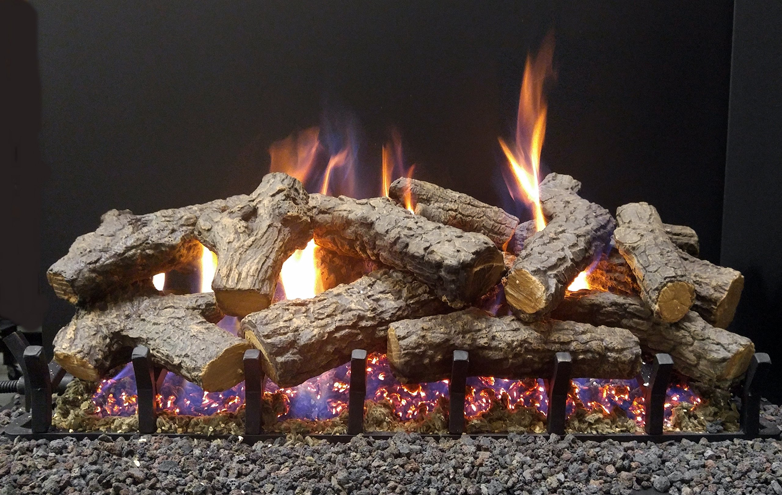 for burning charming gas fireplace of embers with fireplaces ceramic and fire logs x photo flames