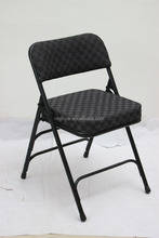 Factory price fabric upholstered foldable office chair L-5-2