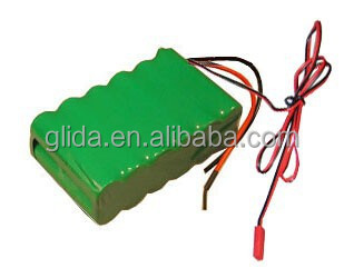 24V AA 2000mAh NiMH Battery Pack Manufacturer with CE,ROHS,UL certificates