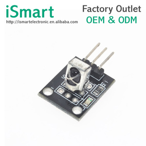 KY-022 TL1838 VS1838B 1838 Universal IR Infrared Sensor Receiver Module for Diy Starter Kit