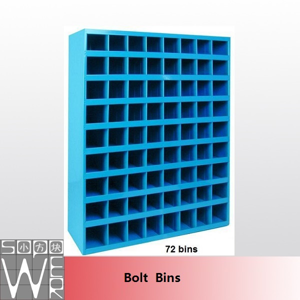 SOPOWER spare parts cabinet bolt storage bins