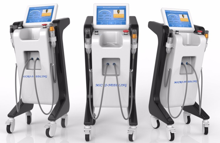 NUBWAY Fractionele Auto Microneedle Therapie Systeem mts