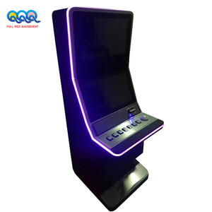 Metal Slot Machine cabinet Games cabinet Custom video casino slot Game Console Cabinet for sale