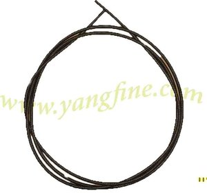 BLACK COLOR FLEXIBLE SHAFT /COPPER COATED YELLOW FLEXIBLE SHAFT