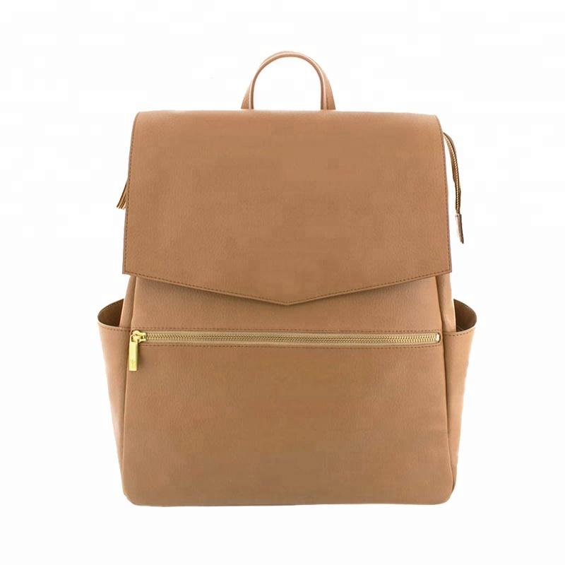 क्वान झोउ नई फैशन पु चमड़े बच्चे लंगोट बैग बैग डायपर बैग
