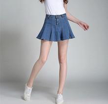 3ef257a60b Venta caliente niños ropa sexy corto niñas denim jeans casual  span ...