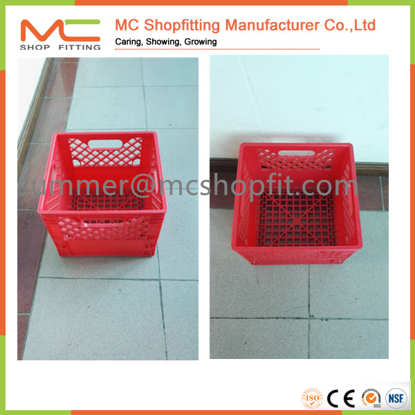 Popular PE Eco-friendly Thicken Toy Storage Box Plastic Box Plastic bin Plastic basket