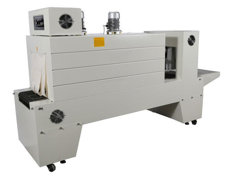 BSE5040A/BSE6040A PE film Heat Shrink packaging machine / shrink tunnel