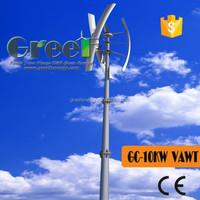 Pop! Vertical Wind Power Generator Home Use Off Grid,10kw Greef ...