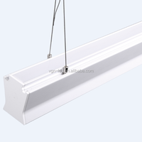 morden design fence lighting fixture led profile any length is available