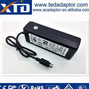 power supply with battery charger led driver ac dc adapter antenna power supply 12V 5A UL CE GS SAA 60W