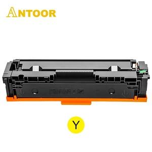 New Compatible Color Toner CF502A 202A CF502 Yellow Toner Cartridge for  Color LaserJet Pro M254 M280 Series Laser Printer