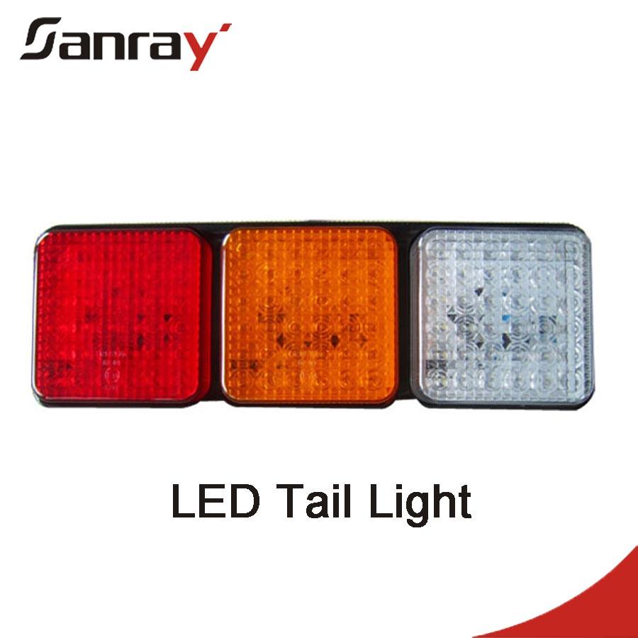 Rear combination lights