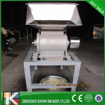 Industrial Fruit Crusher Machine/grape/coconut Crusher,Fruit And ...