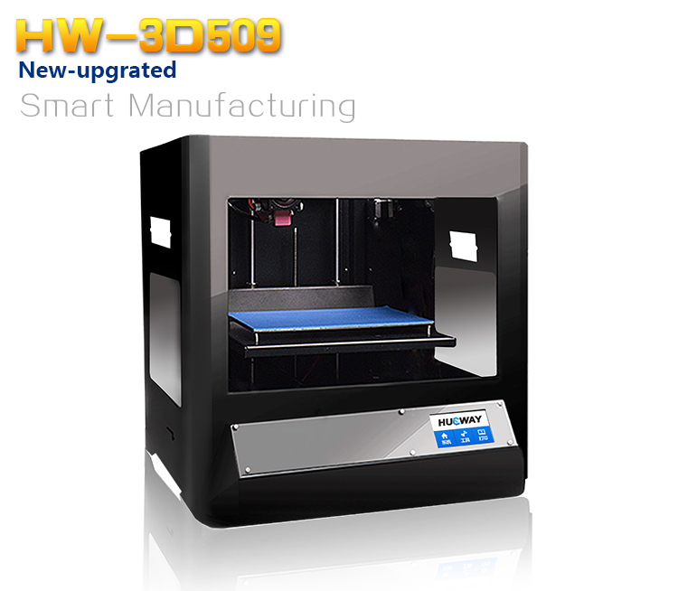 Personal 3D Printer 1.75mm Plastic Filament ABS Roll to Roll Digital Label Printing Machine