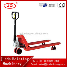 New Design Load Capacity 2T 2.5T 3T 5T Rough Terrain Hand Pallet Truck