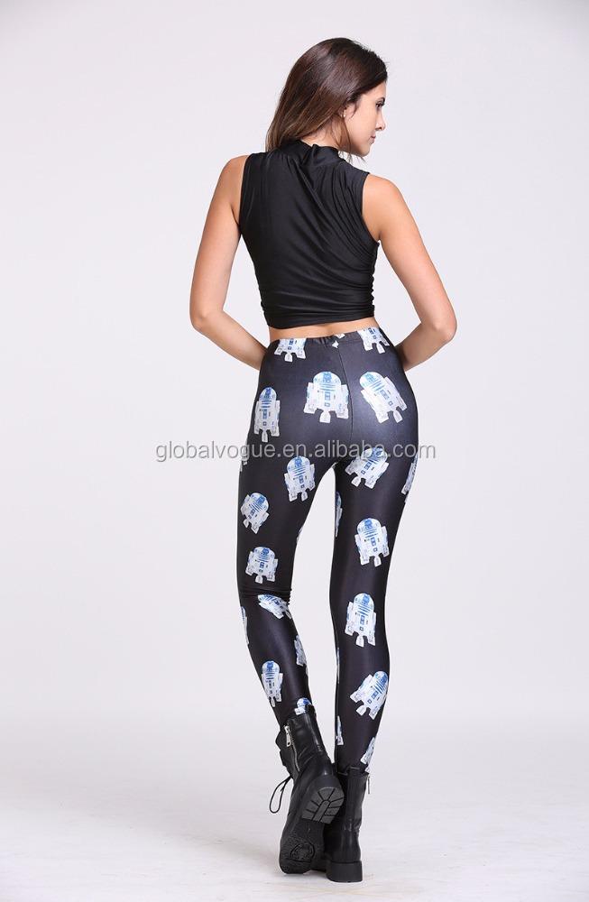 amazon ebay vente chaude style de moderne num rique impression boutique de mode lady leggings. Black Bedroom Furniture Sets. Home Design Ideas