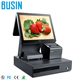 India price touch screen pos machine with thermal receipt printer prp-080 for supermarket