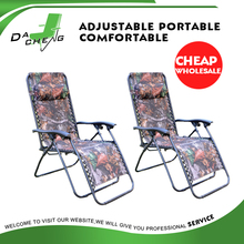 Outdoor folding chaise lounge / folding zero gravity chair/relax chair