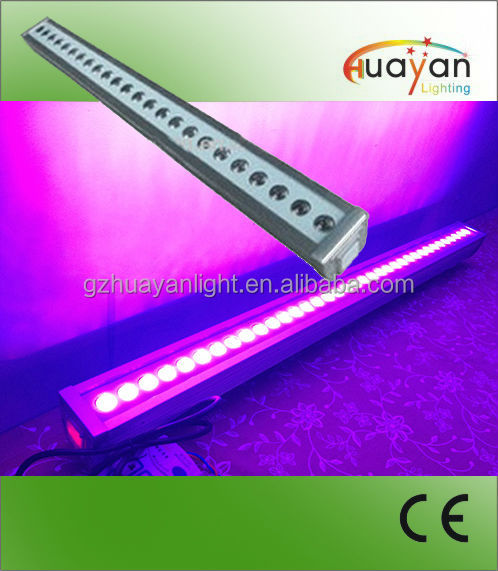 36*3w Rgb 3in1 Led Wall Washer Wash Stage Outdoor Building ...