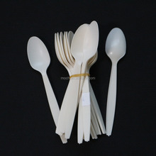 Cathylin new style high quality SPOON FORK KNIFE disposable inox cutlery restaurant and hotel cutlery