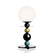 Design Wooden Table Lamp Decorative Home Goods Table Lamp Zero RGB Table lamp