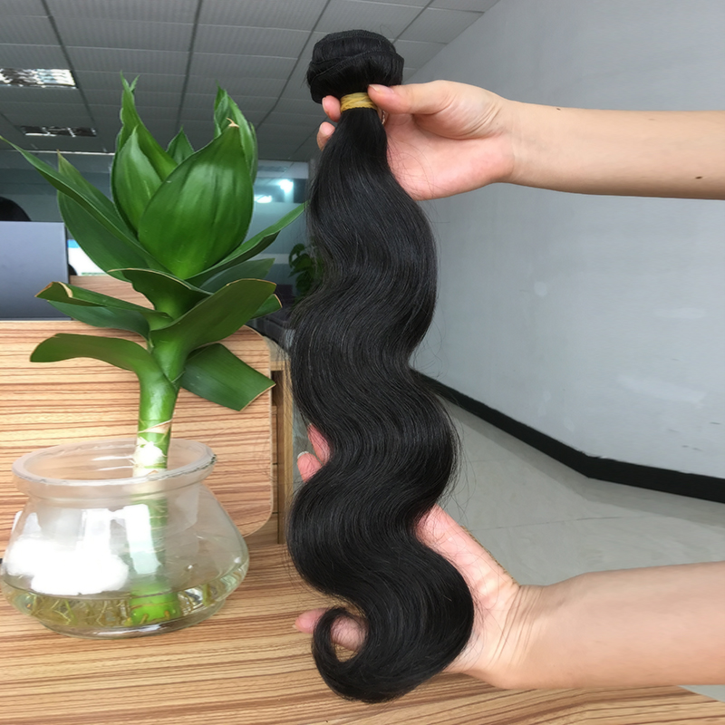 Wholesale cuticle aligned brazilian hair body wave