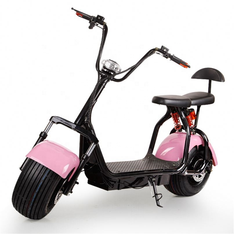 Trotinette Electrique 2 & 3 Ruote Scooter Elettrico 2019