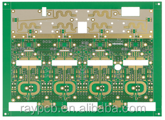 printed circuit board design services,program pcb,pcb fast-Double sided High frequency Board