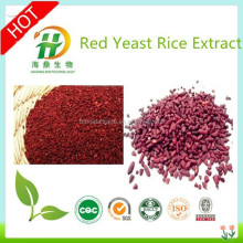 Red Yeast Rice Extract with Lovastatin 0.5%,1.5%,2%,3% HPLC