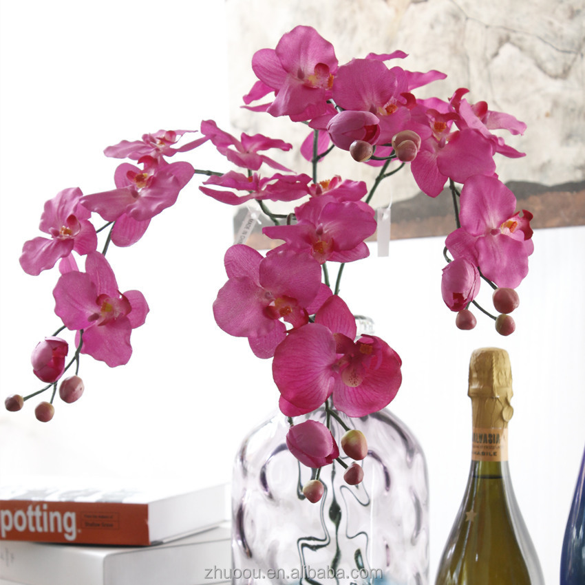 artificial orchids wholesale artificial orchids wholesale suppliers and at alibabacom - Silk Orchids