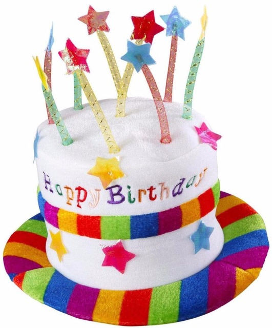 Peachy Candle Happy Birthday Cake Hat King Top Fancy Festival Hat Buy Funny Birthday Cards Online Inifofree Goldxyz