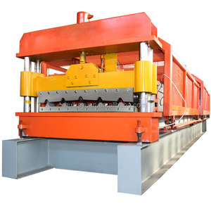 Metal Cladding Sheets Forming Line Wall Hanging Steel Sheet Manufacturing Machine