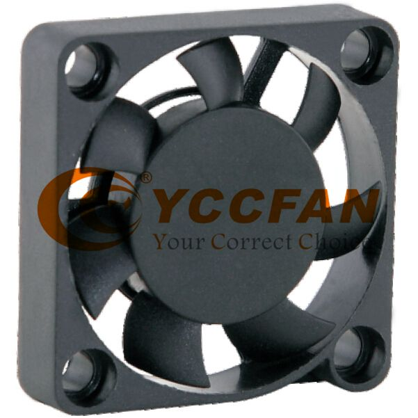 Shenzhen borstelloze 30mm mini 5 v ydl3007s05 led-verlichting cooler dc fan