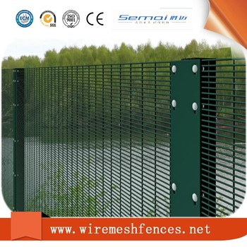 Wire Mesh Fence Panels   Used Fence Panels 358 High Security Wire Mesh Fence Prison Mesh