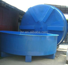 FRP fiberglass fish breeding stock farming pond