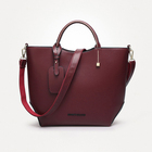 China factory 2019 Hot sale PU leather designer hand bag ladies