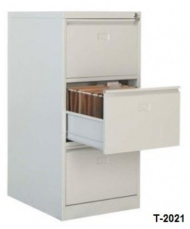 STANDART QUALITY FILING CABINETS - T-2021