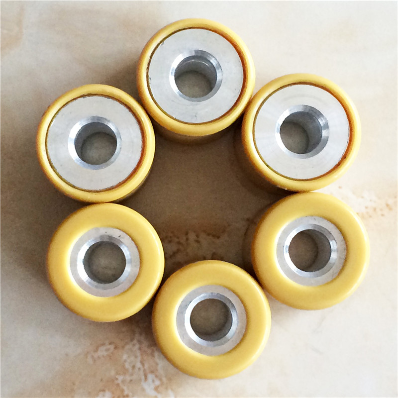 19mm x 17mm Weights 10g clutch engine Roller for Motorcycle Scooter