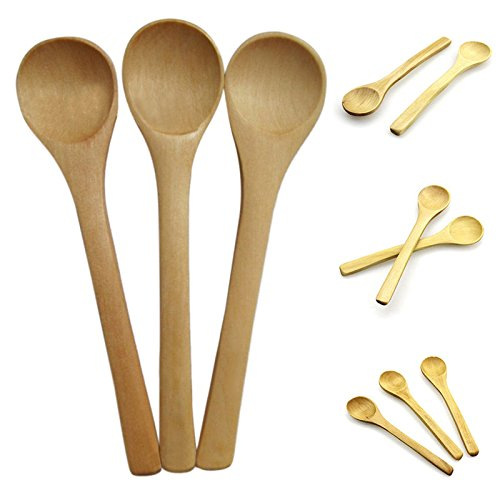 bamboo spoon set EL-18091302 Details 3