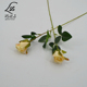 Wedding decoration artificial fake single stem rose buds flowers